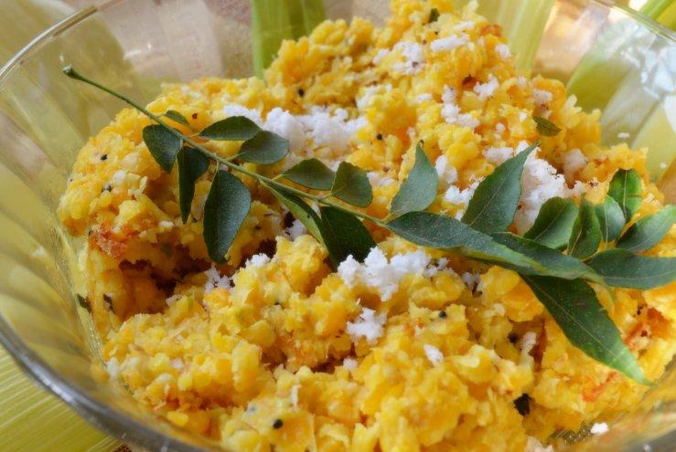 Corn Upma Recipe