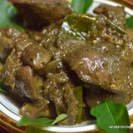 Chicken Liver Pepper Curry Recipe