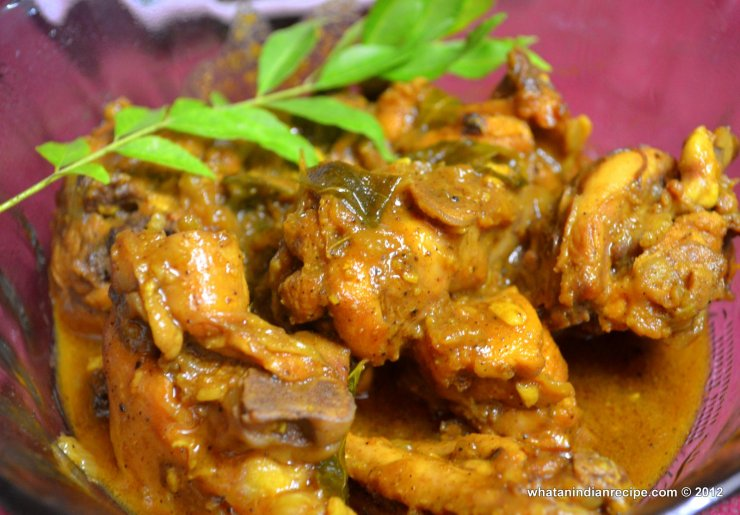 Pepper Chicken Recipe