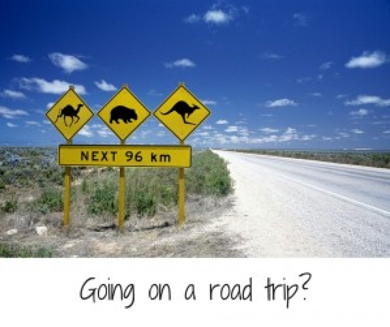 Going on a road trip_