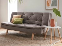 Laze 3 Seater Futon Sofa Bed