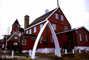 Old town Sisimiut, Greenland (1998)