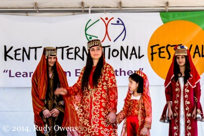 I captured these Turkish-American students at the second annual Kent International Festival, held on the first weekend of summer (2013).