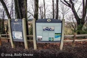 Entrance to Oaks Bottom Wildlife Refuge Photo