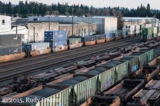 Brooklyn Rail Yard Photo