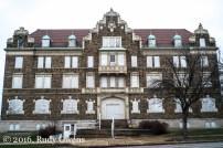 Abandonned Apartment, Lafayette Park Neighborhood