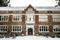Elliott Hall Snow Storm, 2016 Picture