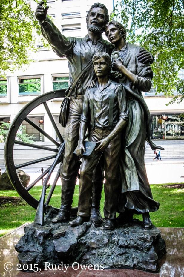 Promised Land Statue