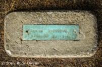 Gravestone at Chemawa