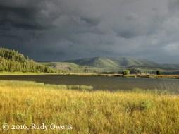 Storm, Newberry Crater