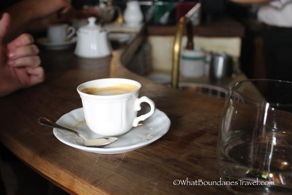 Ah..  Caffe!