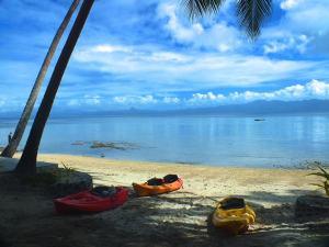 Kayaking at the Resort