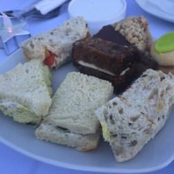 Tea lunch from Bonbonerie