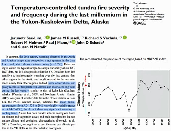 12 new papers provide robust evidence the earth was warmer during medieval times 12 - 12 New Papers Provide Robust Evidence The Earth Was Warmer During Medieval Times