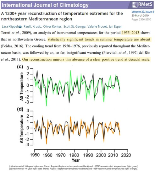 12 new papers provide robust evidence the earth was warmer during medieval times 5 - 12 New Papers Provide Robust Evidence The Earth Was Warmer During Medieval Times