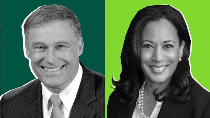 kamala harris and jay inslee focus on climate justice ahead of detroit debates - Kamala Harris and Jay Inslee focus on climate justice ahead of Detroit debates