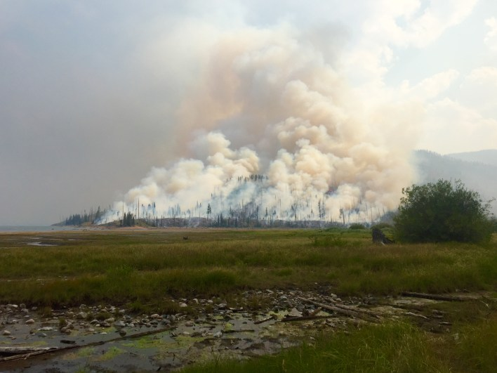 tracking smoke from fires to improve air quality forecasting 1 - Tracking Smoke From Fires to Improve Air Quality Forecasting