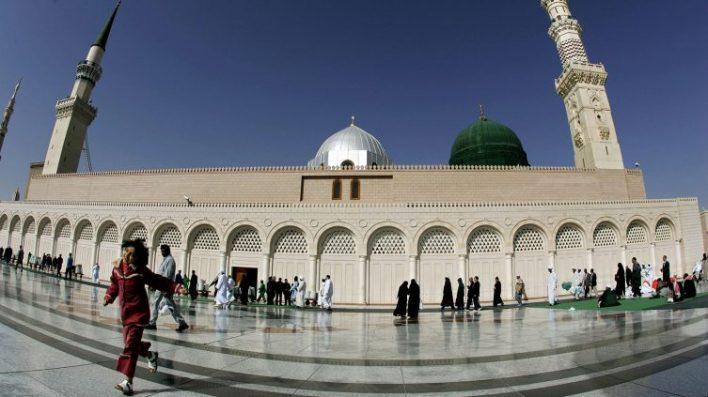 rising temperatures pose extreme danger to muslims on hajj pilgrimage - Rising temperatures pose 'extreme danger' to Muslims on Hajj pilgrimage