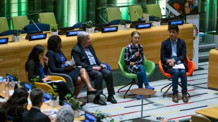 meet the other greta thunbergs at the first ever u n youth climate summit - Meet the other Greta Thunbergs at the first-ever U.N. Youth Climate Summit