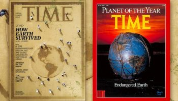 time magazine devoted an entire issue to climate change again - How embracing uncertainty might make me a better journalist