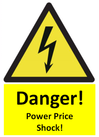 """price shock german consumer electricity rates climb to new record high reaching a whopping 30 85 cents kwh - Price Shock! German Consumer Electricity Rates Climb To """"New Record High"""", Reaching A Whopping 30.85 Cents/Kwh!"""