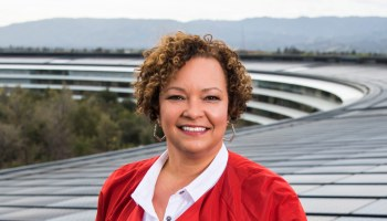 apples lisa jackson on leadership justice and generations of change - 'That's why we work so hard to change these dynamics'