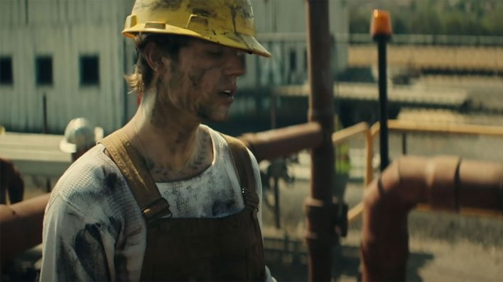 in holy video is justin bieber a convincing victim of fossil fuel industry collapse - In 'Holy' video, is Justin Bieber a convincing victim of fossil fuel industry collapse?