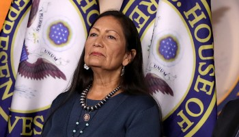 ill be fierce for all of us deb haaland on climate native rights and biden - An attack on the Capitol shattered the myth of public lands