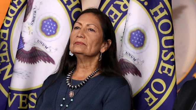 ill be fierce for all of us deb haaland on climate native rights and biden - 'I'll be fierce for all of us': Deb Haaland on climate, Native rights, and Biden