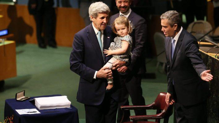 us rejoins paris accord with warning this years talks are last best hope - US rejoins Paris accord with warning: This year's talks are 'last, best hope'