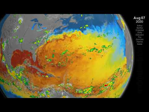 2020 hurricane season - 2020 Hurricane Season