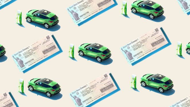 the ev tax credit can save you thousands if youre rich enough - The EV tax credit can save you thousands — if you're rich enough