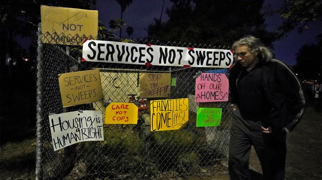 as covid restrictions lift green spaces are front lines in a fight for housing justice 1 - As COVID restrictions lift, green spaces are front lines in a fight for housing justice