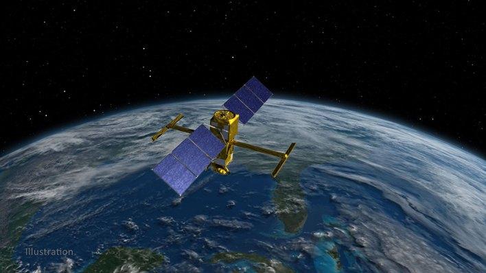 international cutting edge swot satellite to survey the worlds water - International Cutting-Edge SWOT Satellite to Survey the World's Water