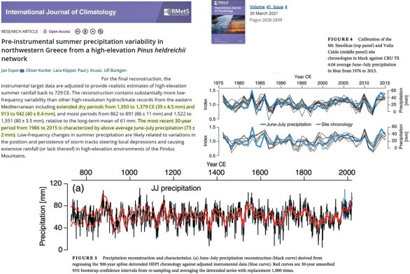 several more new studies show drought is now less common and severe than centuries millennia ago 3 - Several More New Studies Show Drought Is Now Less Common And Severe Than Centuries, Millennia Ago