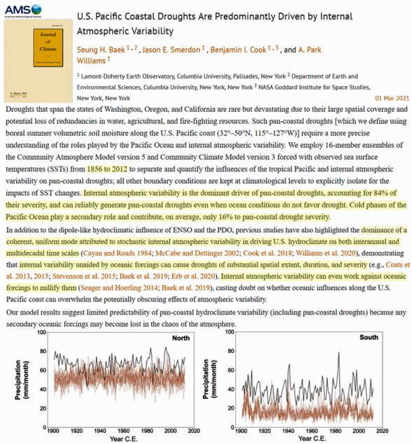several more new studies show drought is now less common and severe than centuries millennia ago - Several More New Studies Show Drought Is Now Less Common And Severe Than Centuries, Millennia Ago