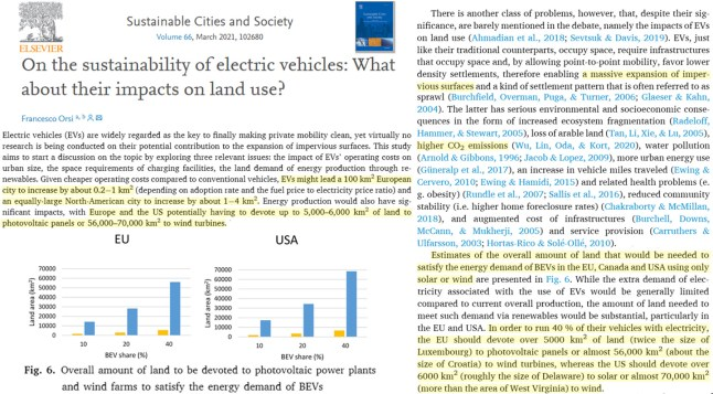 for 40 of the eu and us to drive evs 56000 70000 kmc2b2 of land must be cleared for wind turbines 1 - For 40% Of The EU And US To Drive EVs, 56,000-70,000 Km² Of Land Must Be Cleared For Wind Turbines