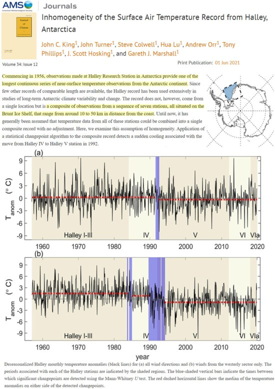 more evidence antarctica has been cooling regional sea ice increasing for over 40 years 1 - More Evidence Antarctica Has Been Cooling, Regional Sea Ice Increasing For Over 40 Years