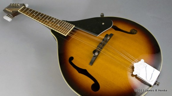 Fullerton A Style Mandolin
