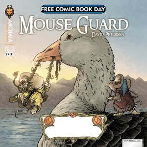 mouse guard-archaia