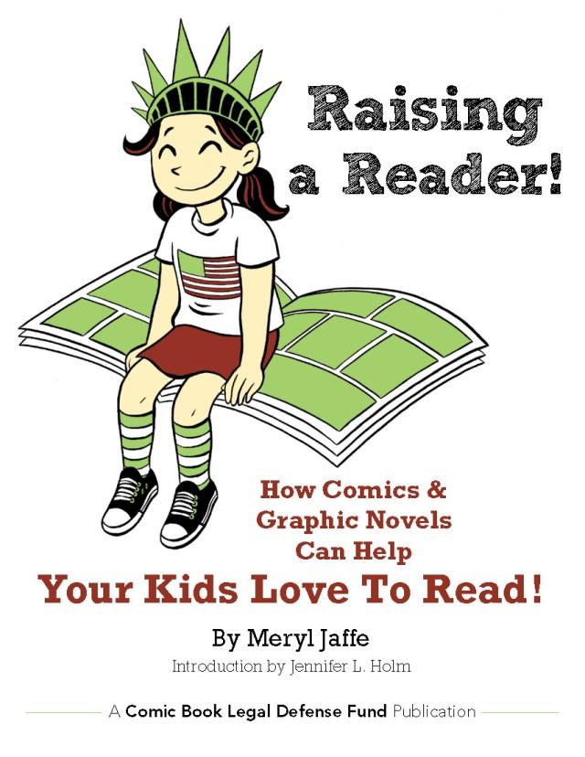 raising a reader cover