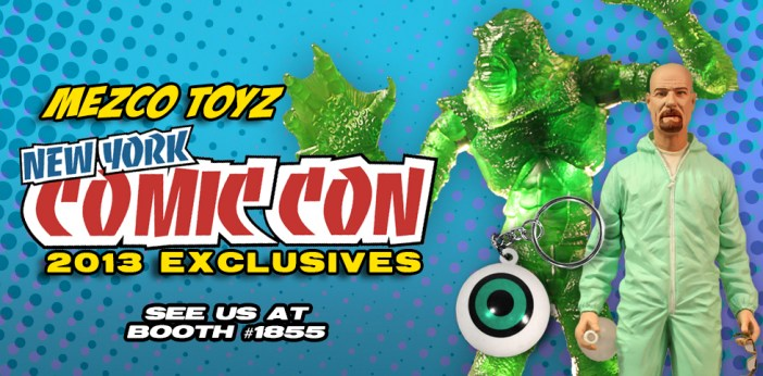 NYCC exclusives