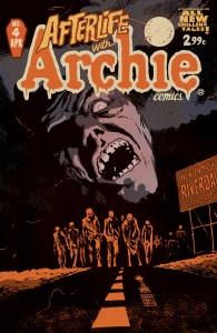 Afterlife With Archie #4 - The Horror Continues!