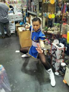 chun li at booth