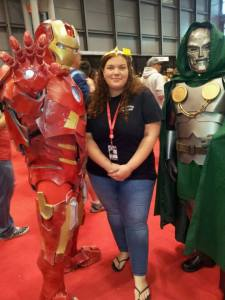 iron man michelle and doom