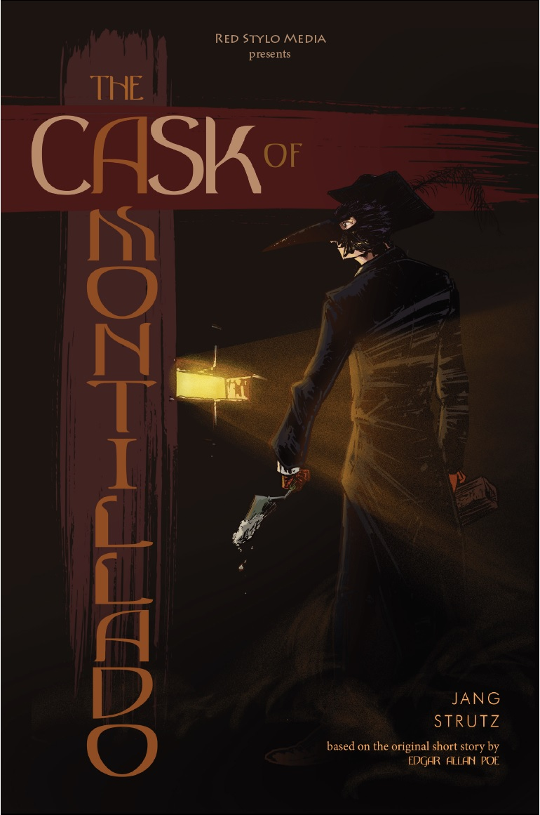 Red Stylo Revisits A Classic The Cask Of Amontillado Is