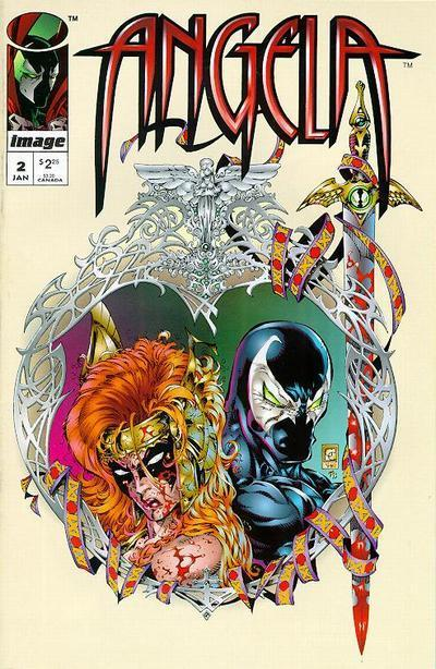 Tales from the Longbox Spawn 9 and the Angela Mini
