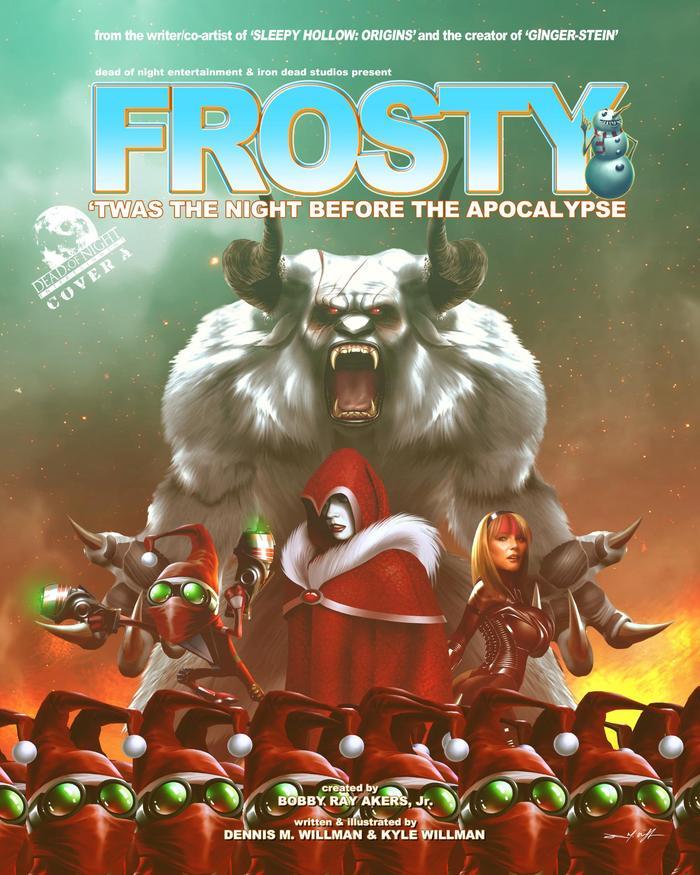 frosty apocalypse