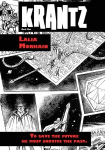 Krantz Vol 1 Kickstarter