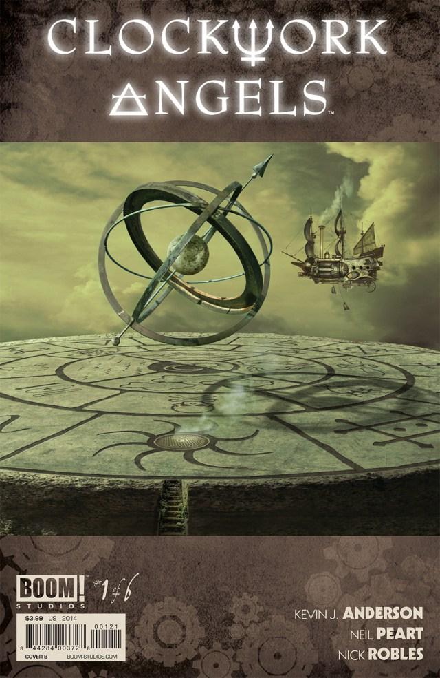 Clockwork Angels - Part Rush Album, Part Sci-Fi Novel, Totally Cool!